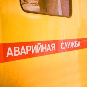 Аварийные службы Новоспасского
