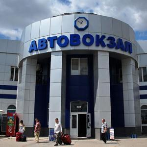 Автовокзалы Новоспасского