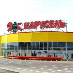 Гипермаркеты Новоспасского