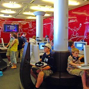 Интернет-кафе Новоспасского