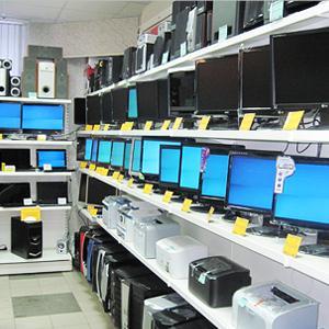 Компьютерные магазины Новоспасского