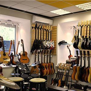 Музыкальные магазины Новоспасского