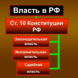 Органы власти Новоспасского