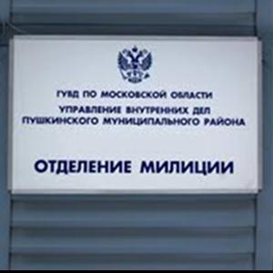 Отделения полиции Новоспасского
