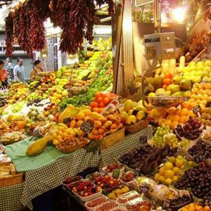 Рынки Новоспасского