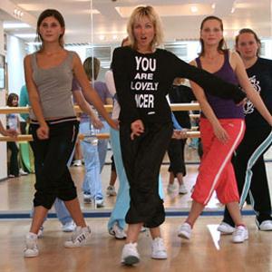 Школы танцев Новоспасского