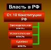 Органы власти в Новоспасском