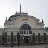 Железнодорожные вокзалы в Новоспасском