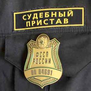 Судебные приставы Новоспасского