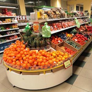Супермаркеты Новоспасского