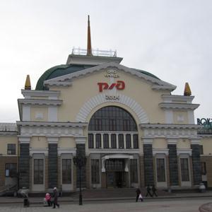 Железнодорожные вокзалы Новоспасского