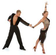 New danc - иконка «танцы» в Новоспасском